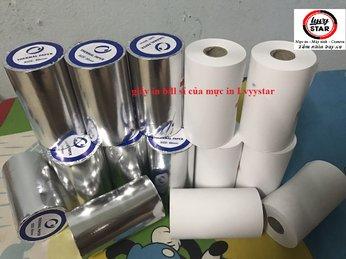 Cung cấp giấy in bill khổ K80 giá sỉ siêu rẻ Tận Gốc tại Quảng Ngãi
