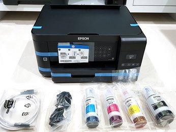 Đánh giá máy in Epson L3110 đa chức năng  scan+coppy +photo có tốt không
