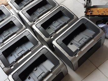 Xả hàng máy in HP Laser Jet P1006 nhỏ gọn cần thanh lý  999k gấp