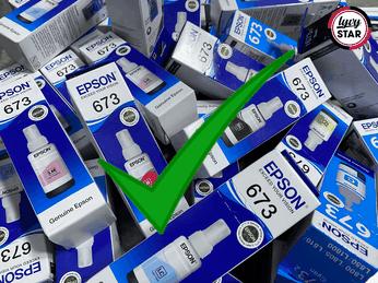Địa chỉ cung cấp mực in máy in Epson chính hãng tại HCM