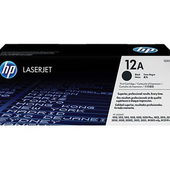 Mực in HP 12A Black LaserJet Toner Cartridge (Q2612A)