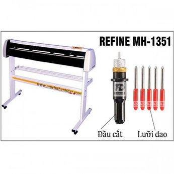 Máy cắt decal Refine MH 1351 -khổ 1m2