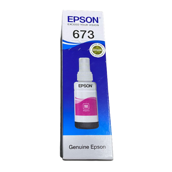 Mực in Epson T673 Magenta Ink Cartridge