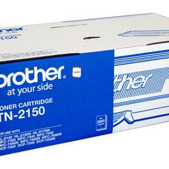 Mực in Brother TN 2150 Black Toner Cartridge (TN 2150)