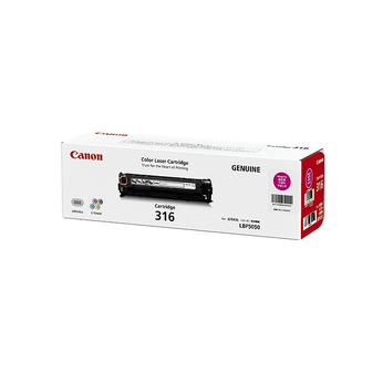 Mực in Canon 316 Magenta Toner Cartridge
