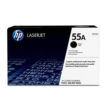Mực in HP 55A Black LaserJet Toner Cartridge (CE255A)
