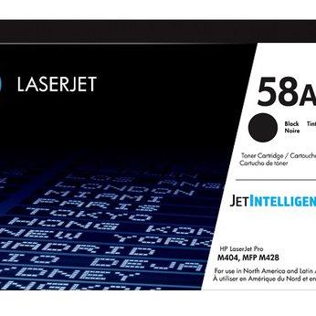Mực in HP 58A Black LaserJet Toner Cartridge (CF258A)