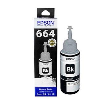 Mực in Epson T6641 Black Ink Tank (T664100)