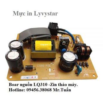 Bo nguồn máy in Epson LQ 310 Zin tháo máy chính hãng giá rẻ tại quận 6 HCM