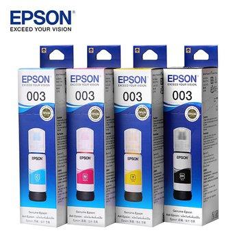 Mực in Epson L3110 Ecotank Black Ink Bottle (C13T00V100)