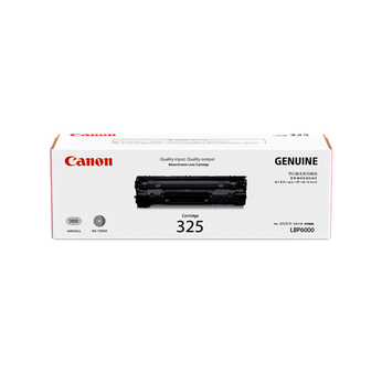Mực in Canon 325 Black Toner Cartridge