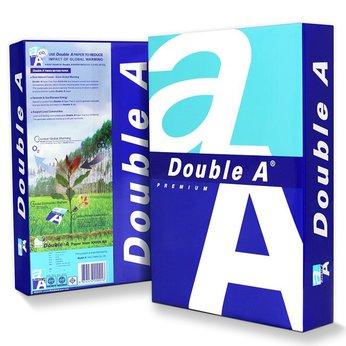 Giấy Double A chính hãng khổ A4 định lượng 80g 1 gram