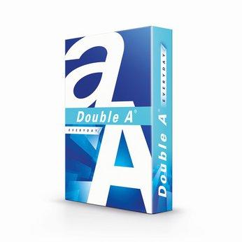 Giấy Double A  chính hãng khổ A4 định lượng 70g