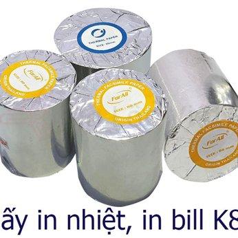 Giấy in nhiệt K80 cho máy in bill giá sỉ