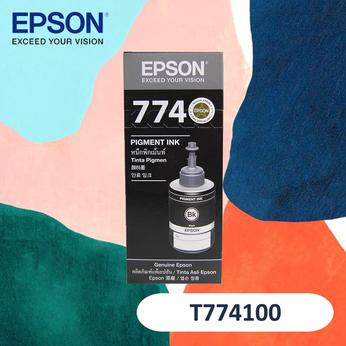 Mực in Epson T774100 Pigment Black Ink Bottle (C13T774100)