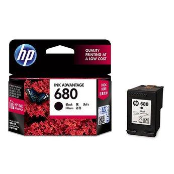 Mực in HP 680 Black Original Ink Advantage Cartridge (F6V27AA)