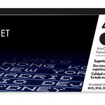Mực in HP 48A Black Original LaserJet Toner Cartridge (CF248A)