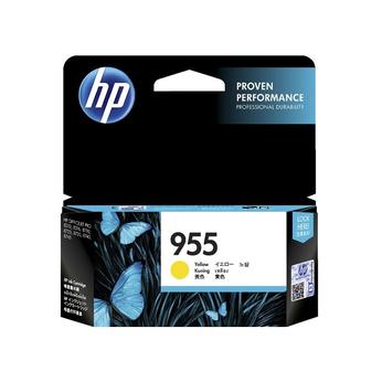 Mực in HP 955 Yellow Original Ink Cartridge (L0S57AA)
