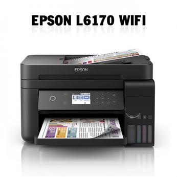 Máy in Epson L6170 CHÍNH HÃNG wifi đa chức năng in 2 mặt tự động