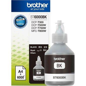 Mực in Brother BT6000Bk- Black Ink bottle (BT6000Bk)