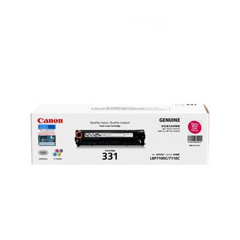 Mực in Canon 331 Magenta Toner Cartridge