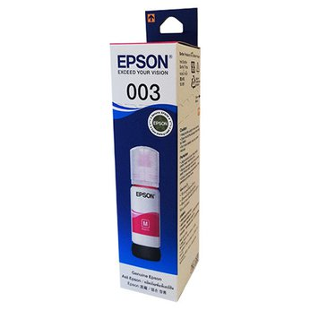 Mực nước in Phun màu Epson 003 Ecotank (C13T00V300) - Màu đỏ - Dùng cho Dùng cho Epson L1110/ L3110/ L3150/ L5190