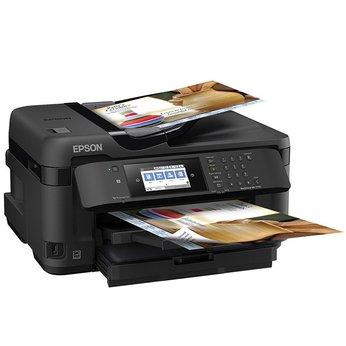 Máy in đa năng A3 Epson WF-7710 (Duplex/Copy/Scan/Fax/Wireless)