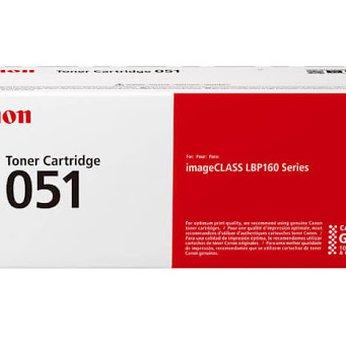 Mực in Canon 051 Black Toner Cartridge (EP-051)