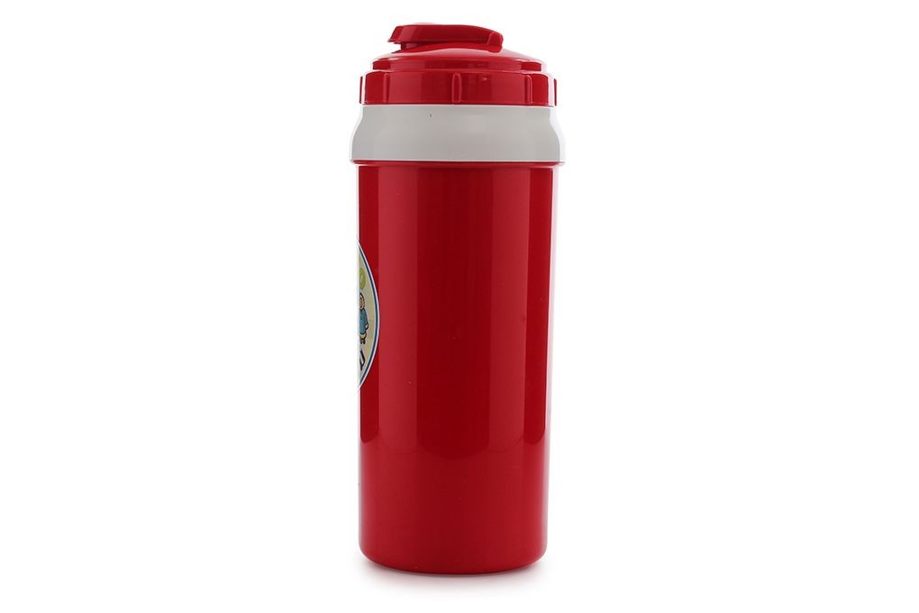 Bình giữ nhiệt nhựa in logo - sản phẩm quà tặng khuyến mãi