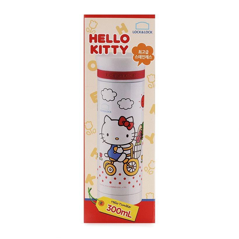 Bình giữ nhiệt hello kitty - Bình lưỡng tính >> Giá rẻ in logo
