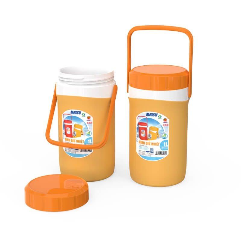 Ca giữ nhiệt ủ cháo - an toàn với sức khỏe trẻ em