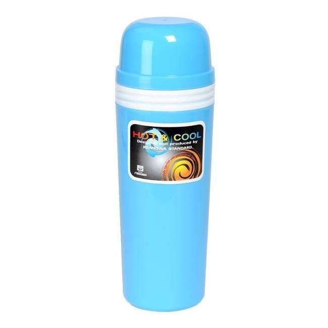 Bình giữ nhiệt nhựa giá rẻ - quà tặng khách hàng, đối tác