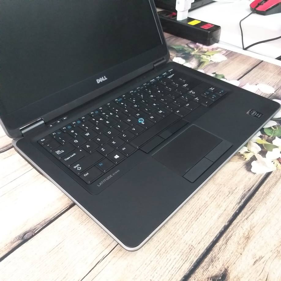 Laptop Dell Latitude E7440, I7 4600U RAM 4GB SSD 128GB