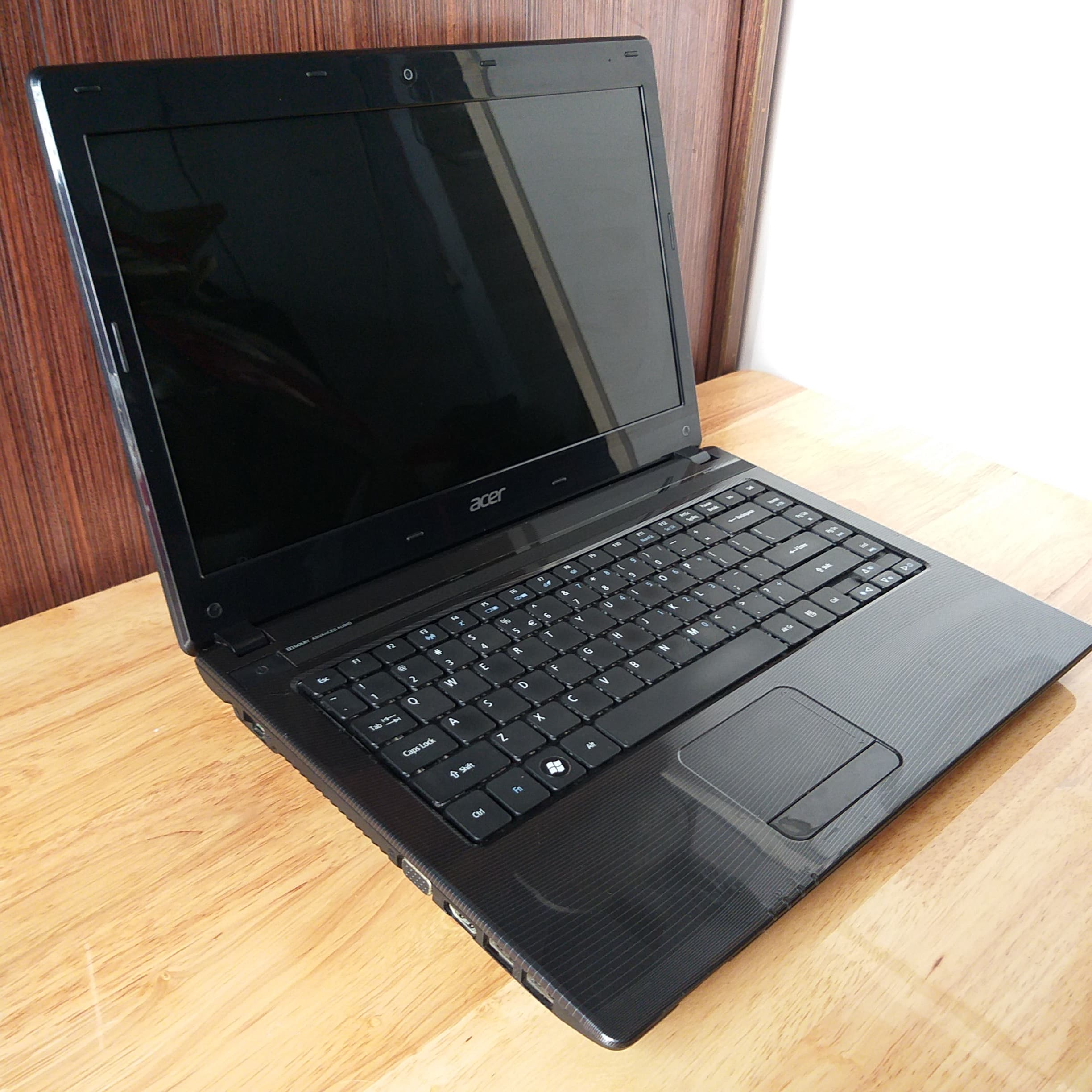 Acer Aspire 4752, I5 2430M RAM 4GB HDD 500GB