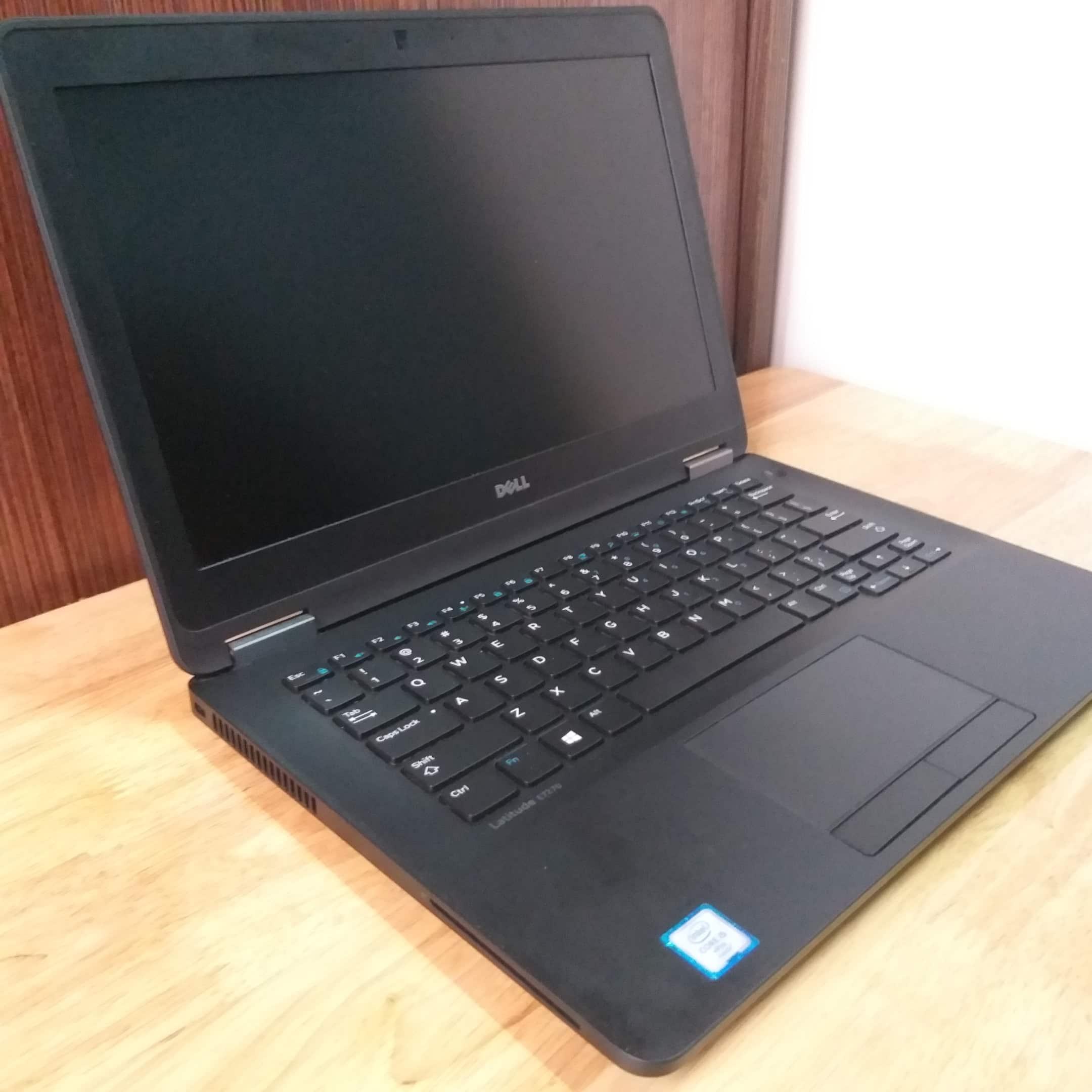 Laptop Dell Latitude E7270, I5 6300U RAM 8GB SSD 256GB