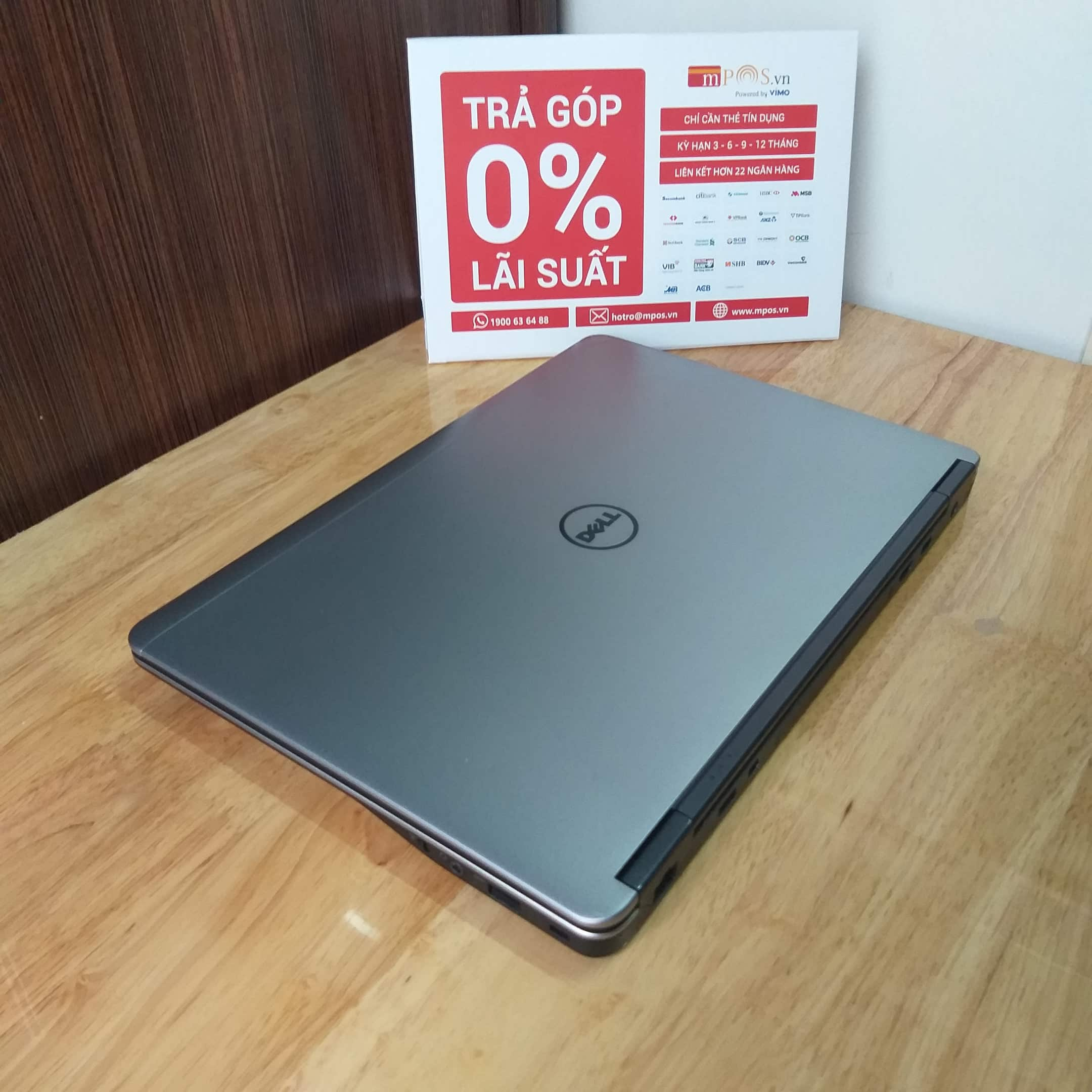 Dell Latitude E7440, I5 4300U RAM 4GB SSD 128GB
