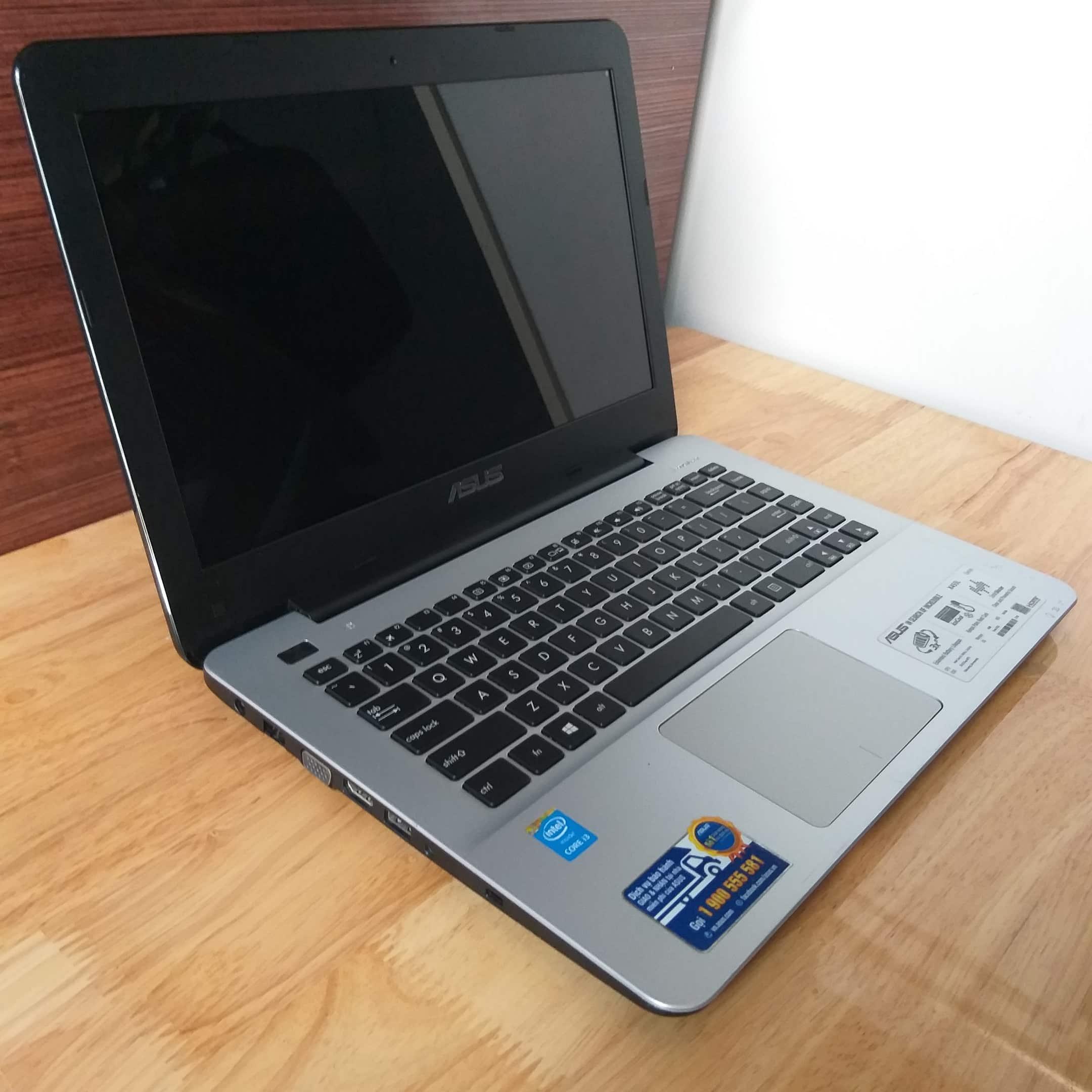 Asus X455LAB, I3 5005U RAM 4GB HDD 500GB