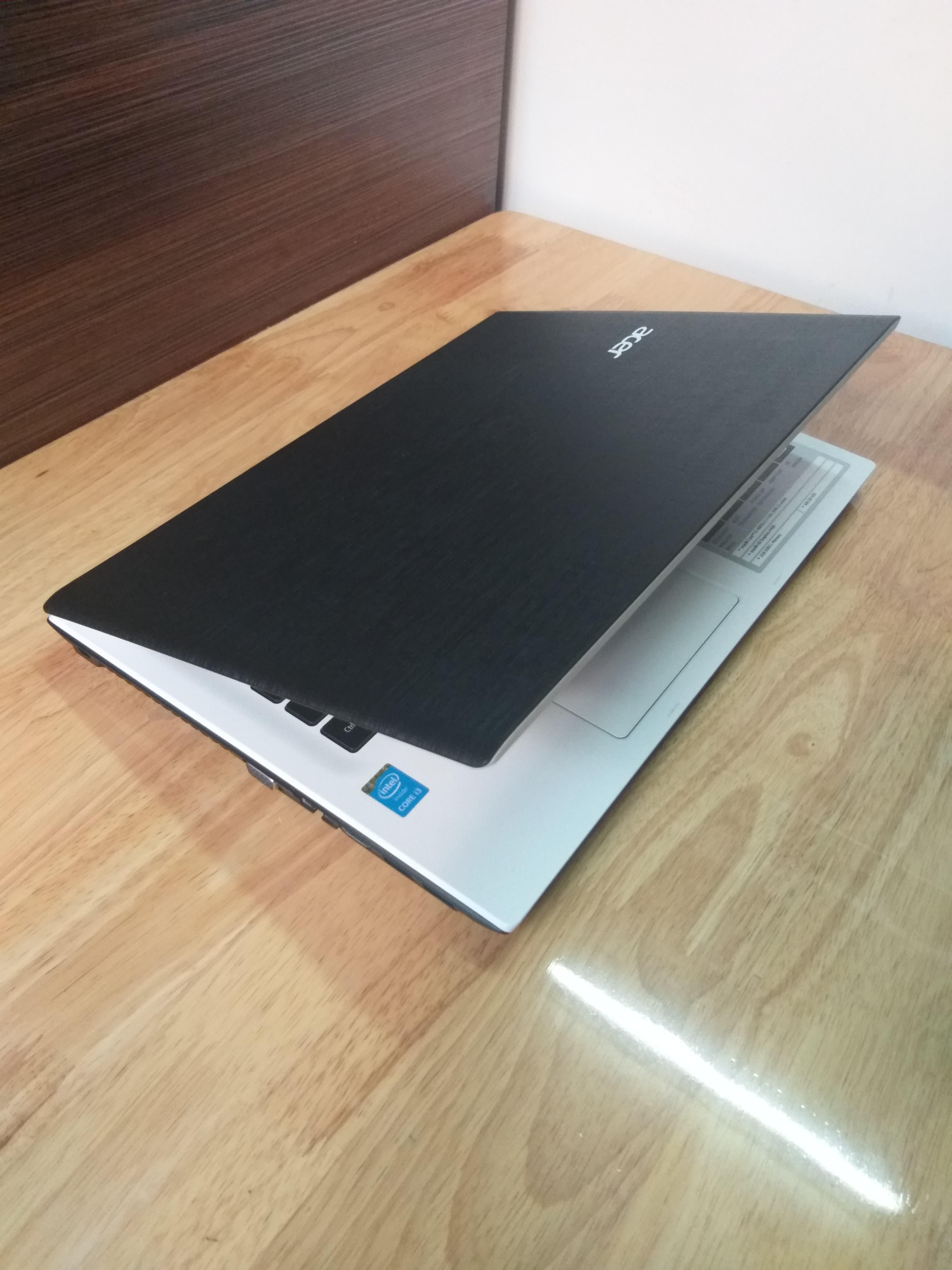 Acer E5-473, I3 4005U RAM 4GB HDD 500GB