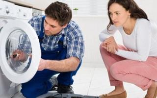 Dịch vụ sửa máy giặt quận 7 - Sửa nhanh tại nhà, uy tín, chất lượng Q7