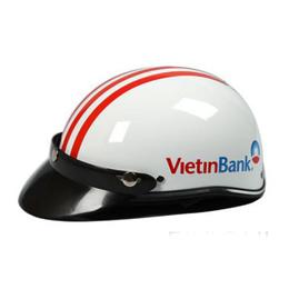 Nón bảo hiểm quảng cáo Viettin