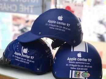 Xưởng sản xuất nón bảo hiểm quảng cáo tại xưởng HCM