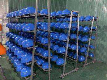 Dịch vụ in mũ bảo hiểm Anh Minh Gift - Đơn vị sản xuất mũ bảo hiểm số lượng lớn