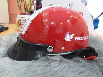 Chi phí sản xuất nón bảo hiểm - Quà tặng khách hàng