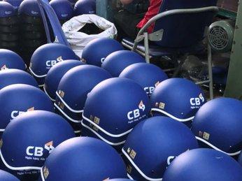 Quy trình thiết kế mũ bảo hiểm quảng cáo cho doanh nghiệp tại Quà Tặng Anh Minh - Dịch vụ in mũ bảo hiểm