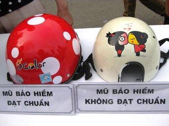 Kinh nghiệm tìm xưởng sản xuất mũ bảo hiểm uy tín tại Tp. Hồ Chí Minh