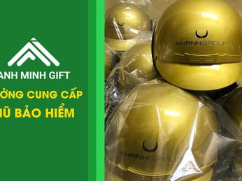 Chính sách ưu đãi cho khách hàng khi in mũ bảo hiểm tại Anh Minh Gift