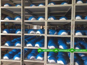 Dịch vụ làm Quà tặng nón bảo hiểm cho khách hàng với giá rẻ nhất