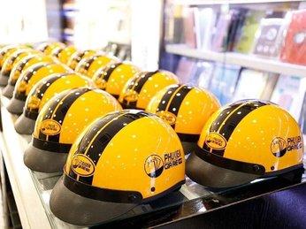 Quà tặng nón bảo hiểm chất lượng - Hồ Chí Minh