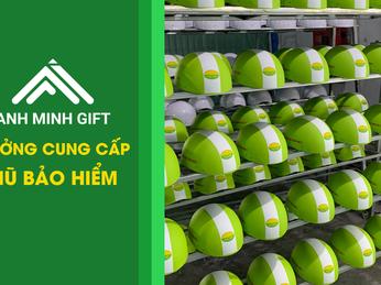Nón bảo hiểm giá rẻ có đạt chất lượng, xưởng sản xuất mũ bảo hiểm uy tín