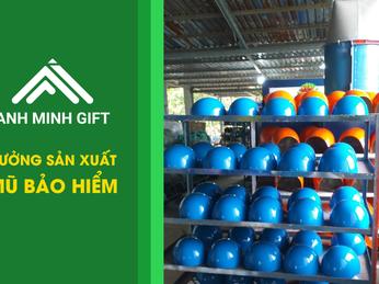 Vai trò của quà tặng mũ bảo hiểm quảng cáo trong chiến dịch truyền thông marketing của công ty